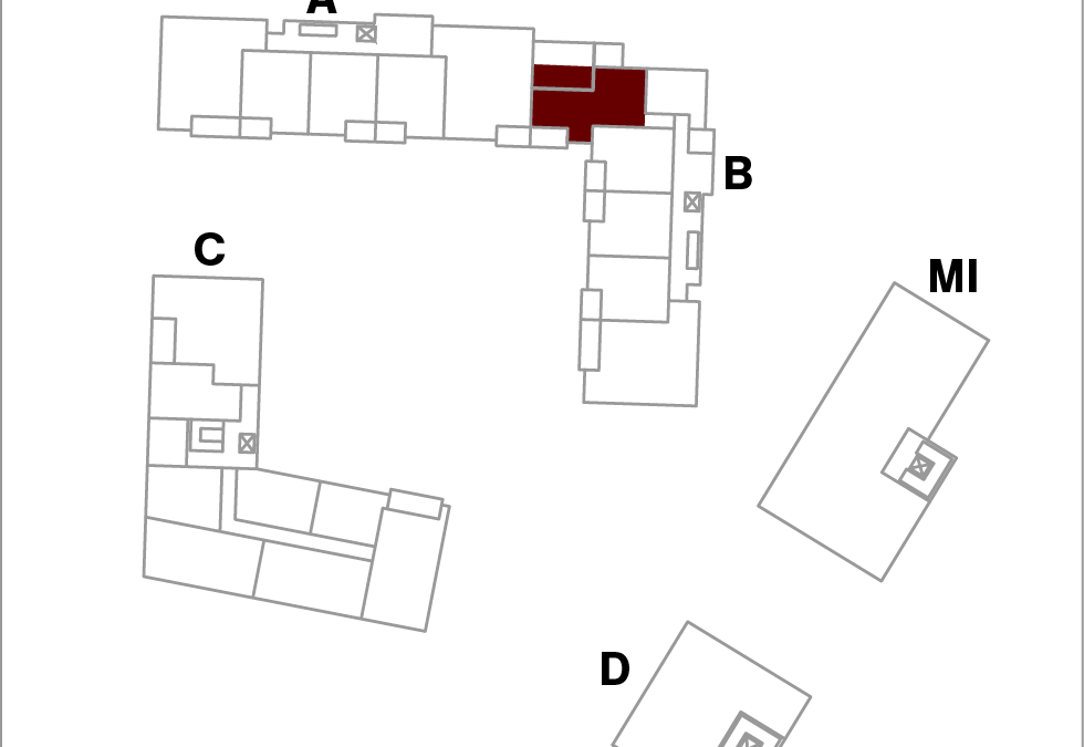 Wohnung B1.5 – 76,87 m²