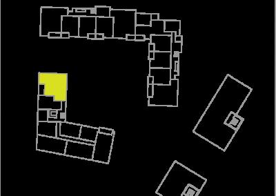 Wohnung C0.1 – 96,43 m²
