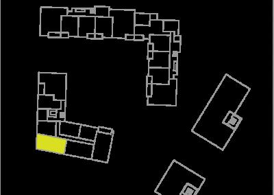 Wohnung C1.4 – 68,50 m²