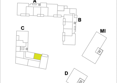 Wohnung C 1.7 – 35,64 m²