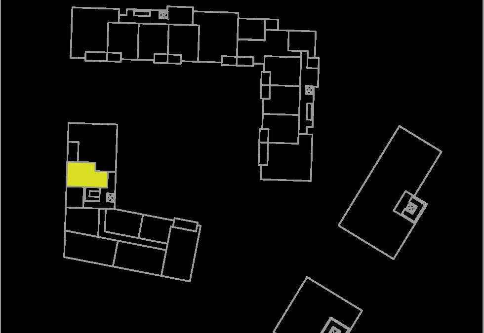 Wohnung C2.2 – 42,49 m²
