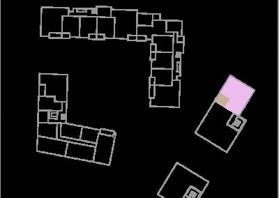 Wohnung MI3.3 – 117,08 m²