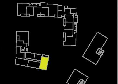 Wohnung C2.6 – 75,38 m²