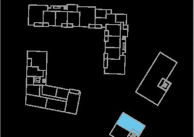 Wohnung D3.2 – 75,54 m² -RESERVIERT-